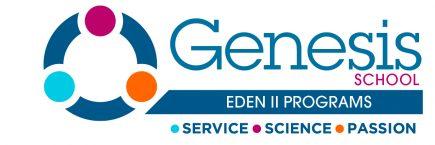 Genesis School Logo
